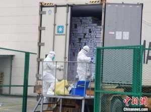 300多吨新冠病毒阳性冷链食品流入浙江市场!