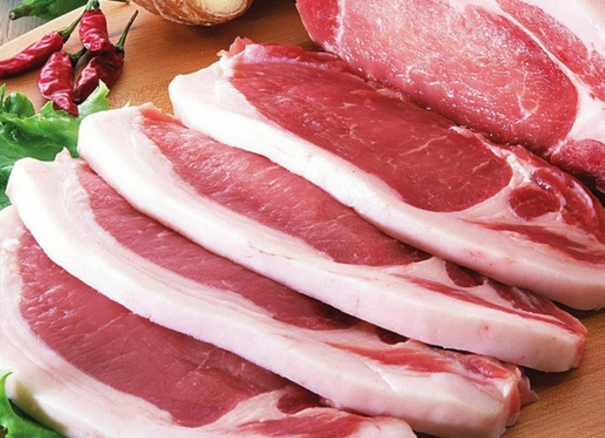 2021年6月3日全国各省市猪白条肉今日价格行情走势