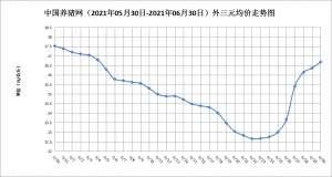 6月30日猪评:猪价连跌22周背后的原因竟然是这个!三季度或迎来涨价潮?